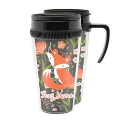 Foxy Mama Acrylic Travel Mugs