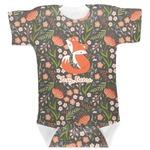 Foxy Mama Baby Bodysuit
