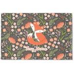 Foxy Mama Woven Mat