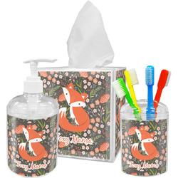 Foxy Mama Bathroom Accessories Set