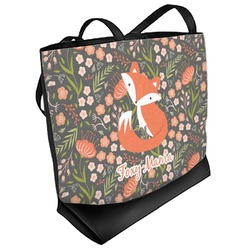 Foxy Mama Beach Tote Bag