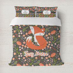 Foxy Mama Duvet Covers