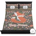 Foxy Mama Duvet Cover Set
