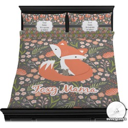 Foxy Mama Duvet Cover Set