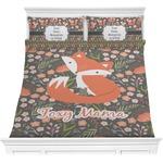 Foxy Mama Comforters