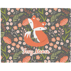Foxy Mama Woven Fabric Placemat - Twill