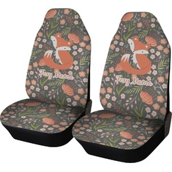 Foxy Mama Car Seat Covers (Set of Two)