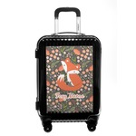 Foxy Mama Carry On Hard Shell Suitcase
