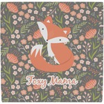 Foxy Mama Ceramic Tile Hot Pad