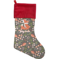 Foxy Mama Christmas Stocking