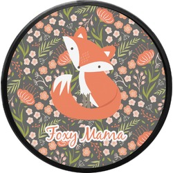 Foxy Mama Round Trailer Hitch Cover