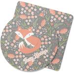 Foxy Mama Rubber Backed Coaster