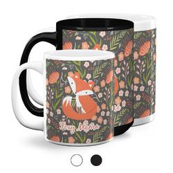 Foxy Mama Coffee Mugs