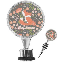 Foxy Mama Wine Bottle Stopper