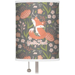 Foxy Mama Drum Lamp Shade