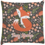 Foxy Mama Decorative Pillow Case