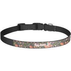 Foxy Mama Dog Collar - Large