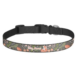 Foxy Mama Dog Collar - Multiple Sizes