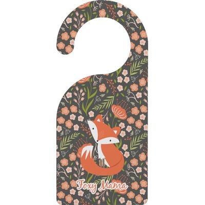 Foxy Mama Door Hanger