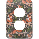 Foxy Mama Electric Outlet Plate