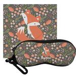 Foxy Mama Eyeglass Case & Cloth