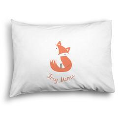 Foxy Mama Pillow Case - Standard - Graphic