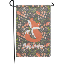 Foxy Mama Garden Flag - Single or Double Sided