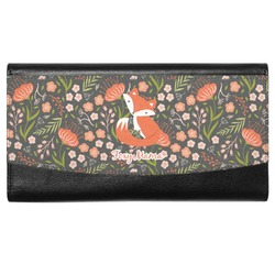 Foxy Mama Genuine Leather Ladies Wallet