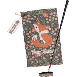 Foxy Mama Golf Towel Gift Set