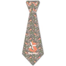 Foxy Mama Iron On Tie
