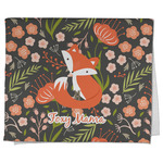 Foxy Mama Kitchen Towel - Full Print