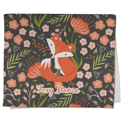 Foxy Mama Kitchen Towel - Full Print
