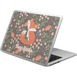 Foxy Mama Laptop Skin - Custom Sized