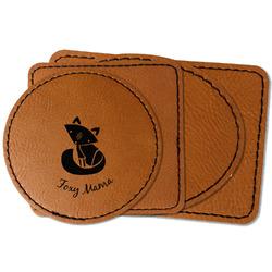 Foxy Mama Leatherette Patch