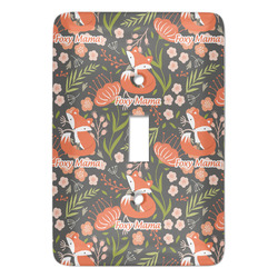 Foxy Mama Light Switch Covers - Multiple Toggle Options Available