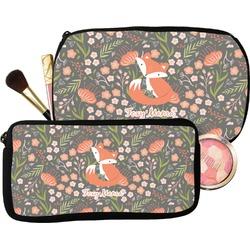 Foxy Mama Makeup / Cosmetic Bag