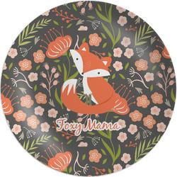 Foxy Mama Melamine Plate