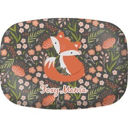 Foxy Mama Melamine Platter
