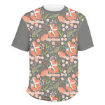 Foxy Mama Men's Crew T-Shirt