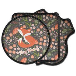 Foxy Mama Iron on Patches