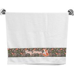 Foxy Mama Bath Towel