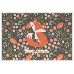 Foxy Mama Placemat (Laminated)