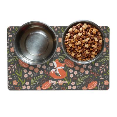 Foxy Mama Dog Food Mat