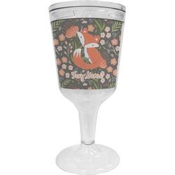 Foxy Mama Wine Tumbler - 11 oz Plastic