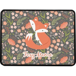 Foxy Mama Rectangular Trailer Hitch Cover