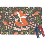 Foxy Mama Rectangular Fridge Magnet
