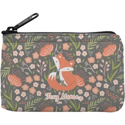 Foxy Mama Rectangular Coin Purse