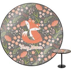 Foxy Mama Round Table