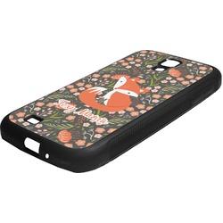 Foxy Mama Rubber Samsung Galaxy 4 Phone Case