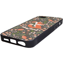 Foxy Mama Rubber iPhone 5/5S Phone Case